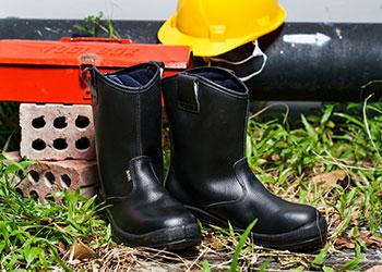 高帮安全鞋