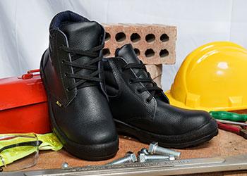 中帮安全鞋
